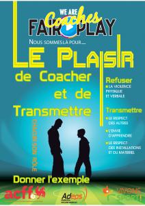 Le plaisir de coacher